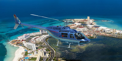 Airplane Tours, Transportation in Mexican Caribbean