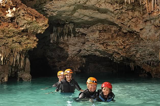Río Secreto Riviera Maya: Una visita al mundo de los