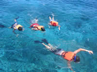Snorkeling Cancun, Mexican Caribbean