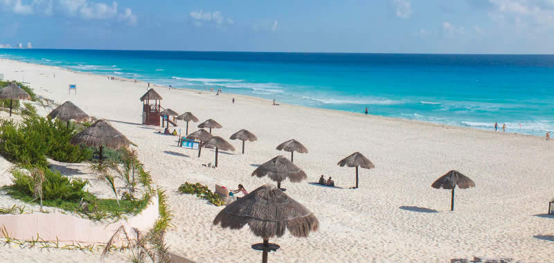 Playas de Cancún, Caribe Mexicano