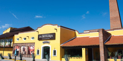 destileria Restaurant