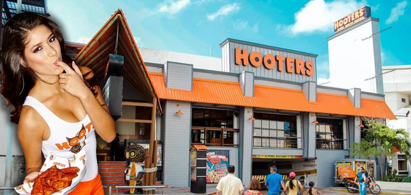 Hooters canc n restaurantes en canc n for Los restaurantes mas clandestinos y secretos de barcelona