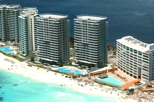 Portofino Condos Cancun, Condos for Rent