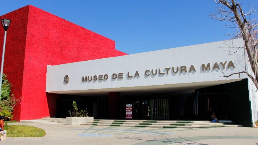 Museum of the Mayan Culture Chetumal, Quintana Roo