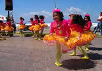 Carnival of Cozumel, Mexican Caribbean