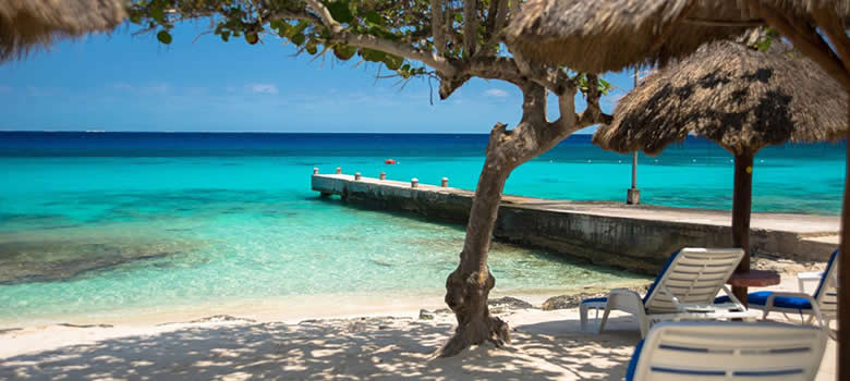 Playa Azul Beach Club Mexican Caribbean