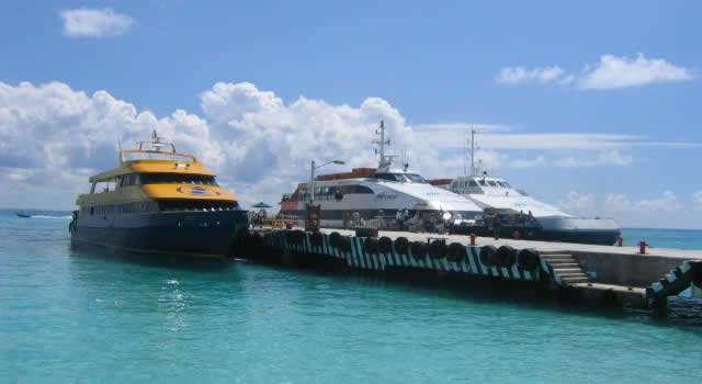 Playa Del Carmen To Cozumel Car Ferry Car News Site