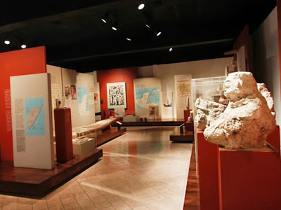 Museum of Cozumel, Mexican Caribbean