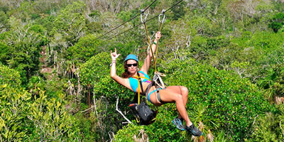 All Tour Native, Activities in Riviera Maya