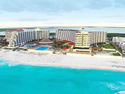 Crown Paradise Club Canc 250 N Hotel Todo Incluido En Canc 250 N