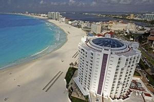 Krystal Gran Punta Cancun, Hotels Cancun All Inclusive