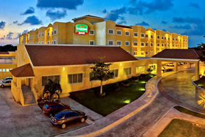 Hotel Courtyard by Marriot, Luxury All Inclusive Resorts in Cancun