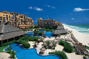 Hotel Fiesta Americana Condesa Cancun All Inclusive Resort, Luxury All Inclusive Resorts in Cancun