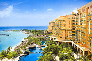 Hotel Fiesta Americana Grand Coral Beach Resort and Spa, Luxury All Inclusive Resorts in Cancun
