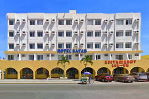 Hotel Batab, Small Hotels Cancun