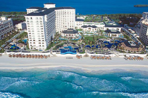 Hotel JW Marriot Cancun Resort, Luxury All Inclusive Resorts in Cancun
