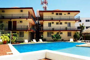 Hotel Kin Mayab, Small Hotels Cancun