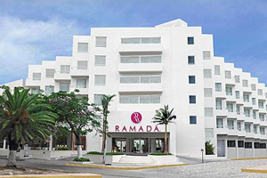 Hotel Ramada Cancun, Small Hotels Cancun
