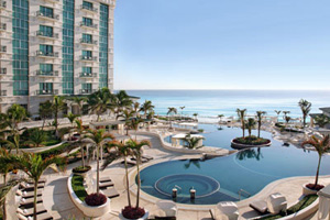 Hotel Sandos Cancun Luxury Experience Resort, Luxury All Inclusive Resorts in Cancun