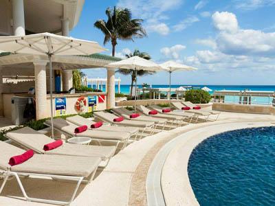 Sandos Cancun Luxury Experience Resort Hotels In