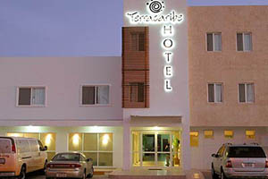 Hotel Terracaribe, Small Hotels Cancun