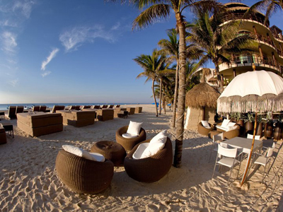 El Taj Oceanfront and Beachside Condo Hotel, Hotels in Playa del Carmen