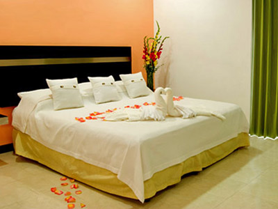 Hotel plaza playa for Decorar habitacion hotel