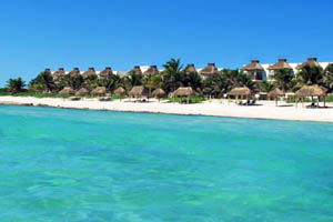 Hotel Akumal Beach Resort, Luxury Hotels Riviera Maya
