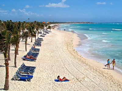 hotel paladium riviera maya: