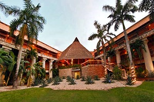 Hotel Hacienda Vista Real, Luxury Hotels Riviera Maya