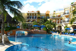 Hotel Gran Porto Real Resort and Spa, Luxury Hotels Riviera Maya