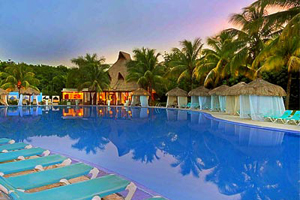 Hotel Occidental Grand Xcaret, Luxury Hotels Riviera Maya