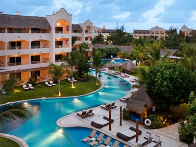 Excellence Riviera Cancun Hotels In Puerto Morelos