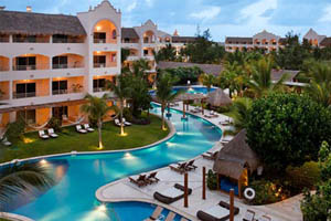 Hotel Excellence Riviera Cancun, Luxury Hotels Riviera Maya