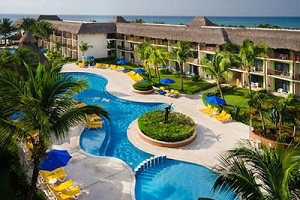 Hotel The Reef Coco Beach, Luxury Hotels Riviera Maya