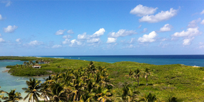 Contoy Island, Points of interest in Isla Mujeres