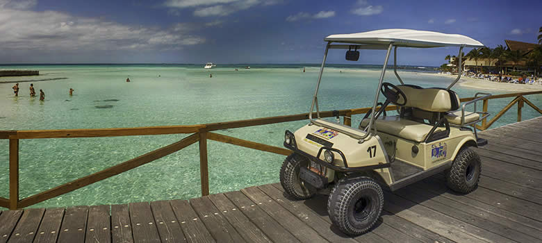 Isla Mujeres Golf Car Rental