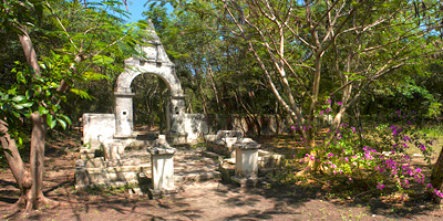 Hacienda Mundaca, Points of interest in Isla Mujeres