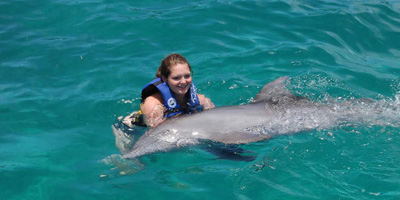 Swim with Dolphins, Points of interest in Isla Mujeres