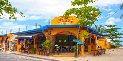 Restaurants in Isla Mujeres, Points of interest in Isla Mujeres
