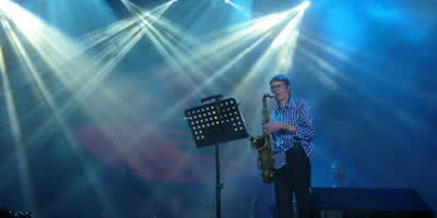 Riviera Maya Jazz Festival, Activities in Playa del Carmen