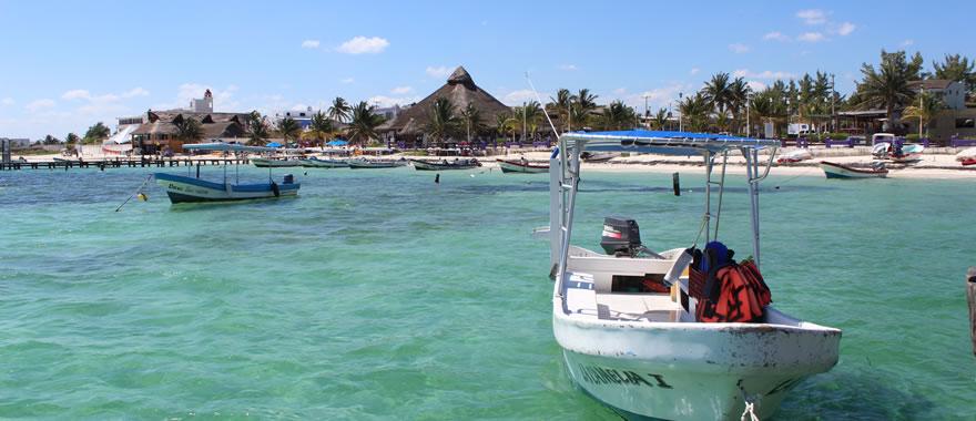 Puerto Morelos Mexican Caribbean