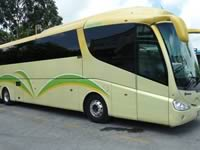 Bus Rental, Mexican Caribbean
