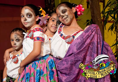 The Festival Life and Death, Xcaret