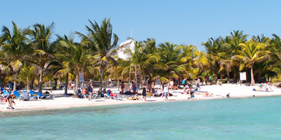 Akumal, Points of interest in Riviera Maya