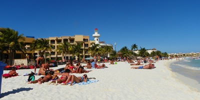Playa del Carmen, Points of interest in Riviera Maya