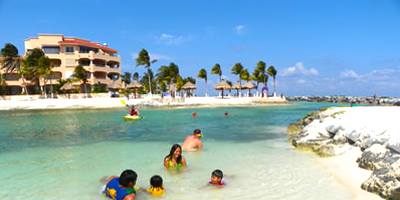 Puerto Aventuras, Points of interest in Riviera Maya