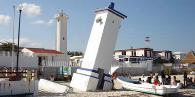 Puerto Morelos, Points of interest in Riviera Maya