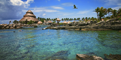 Xcaret, Points of interest in Riviera Maya