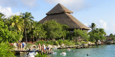Xel-Ha, Points of interest in Riviera Maya